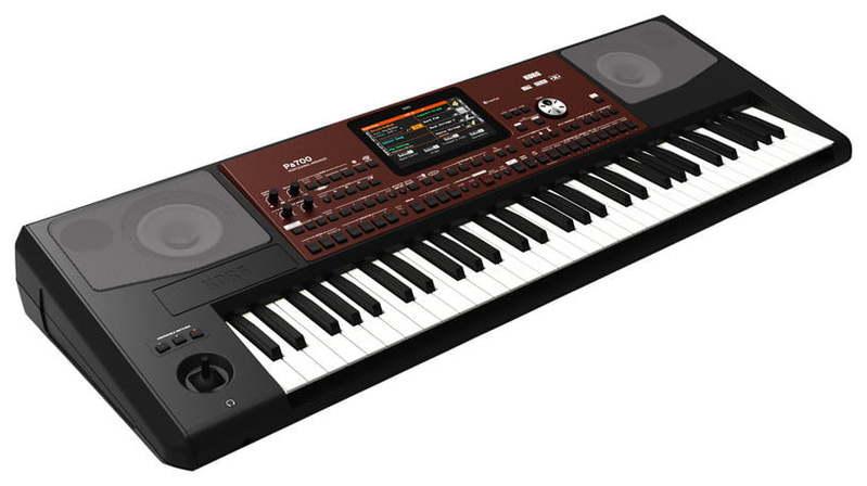 все цены на Синтезатор Korg PA-700 онлайн