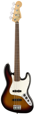 Fender Std Jazz Bass FL PF BSB drama