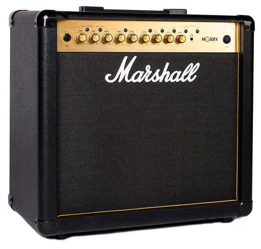 Комбо для гитары MARSHALL MG50GFX комбо для гитары marshall mg102cfx