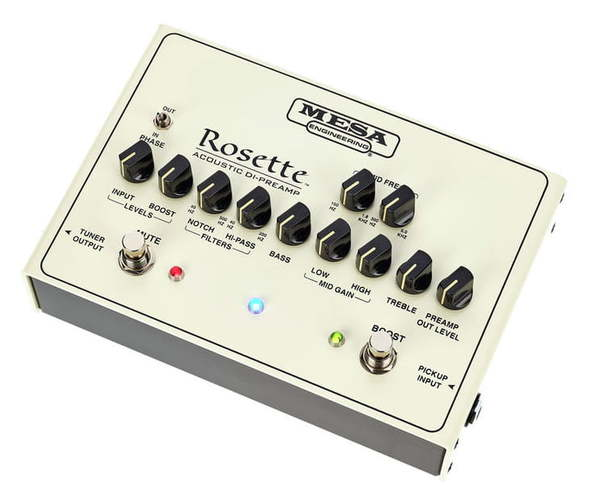 Mesa Boogie Rosette Acoustic DI-Preamp цена и фото