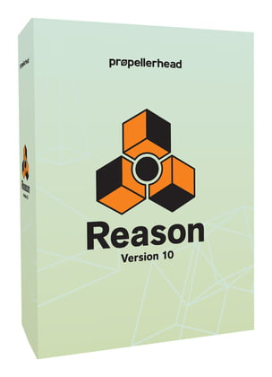 Софт для студии Propellerhead Reason 10 Upgrade 1 софт для студии propellerhead reason 9 5
