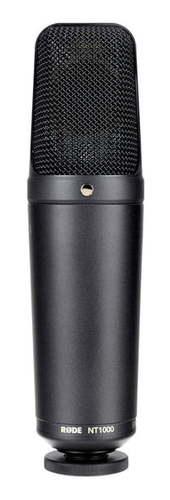 Микрофон с большой мембраной для студии RODE NT1000 Black Edition