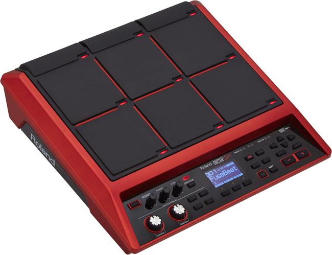 Сэмплер Roland SPD-SX SE хай хэт и контроллер для электронной ударной установки roland fd 9 hi hat controller pedal