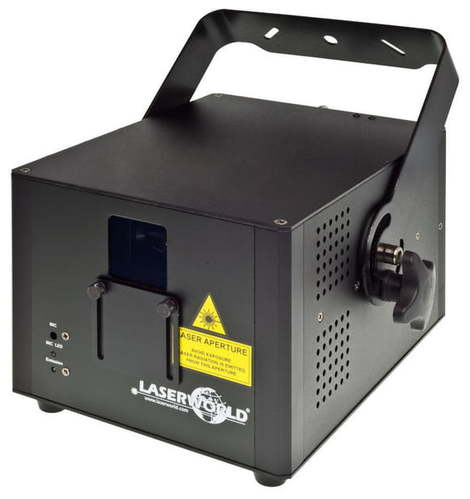 Лазер RGB Laserworld CS 2000RGB MKII