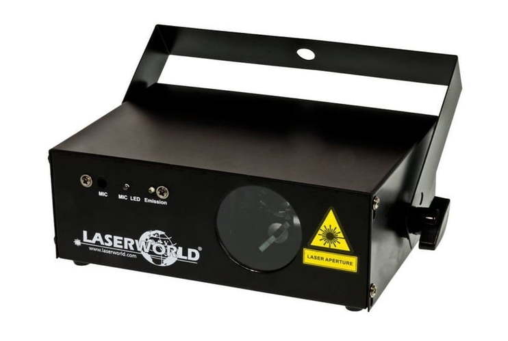 Лазер Laserworld EL-60G MKII цены онлайн