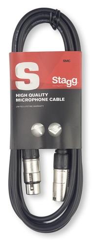 Кабель микрофонный STAGG SMC6 кабель микрофонный invotone ipc1210