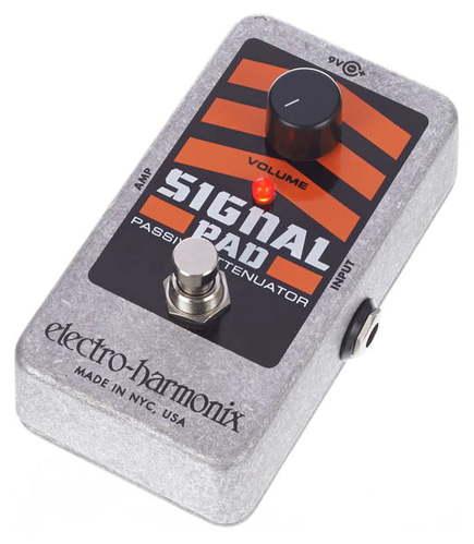 Моделирующая и специальная педаль эффектов Electro-Harmonix Signal Pad цена и фото
