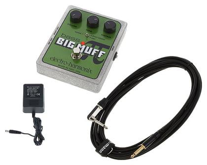 Педаль для бас-гитары Electro-Harmonix Bass Big Muff Bundle комбо для гитары roland cube 60xl bass