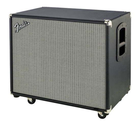 Кабинет для бас-гитары Fender Bassman 115 Neo комбо для гитары fender mustang gt 200