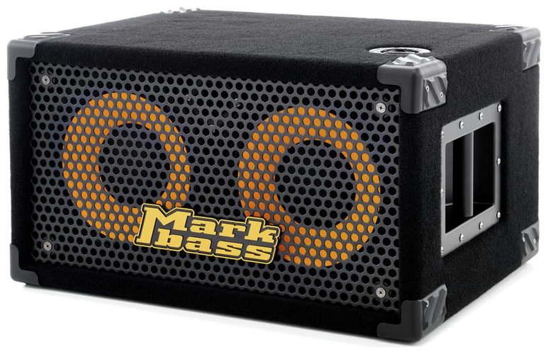 Кабинет для бас-гитары Markbass Traveler 102P - 8Ohm домашний кабинет