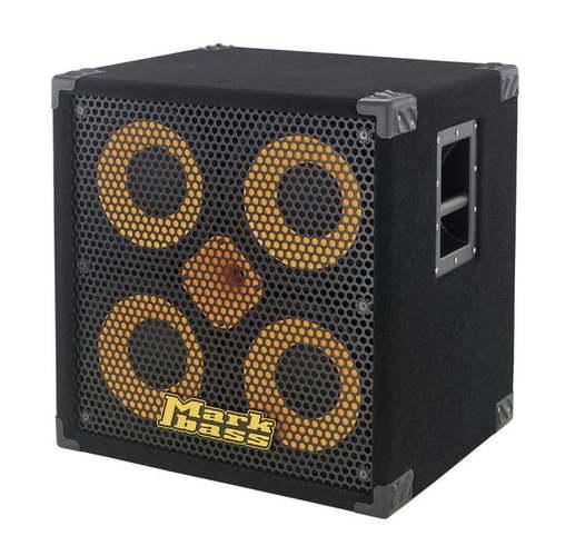 Кабинет для бас-гитары Markbass Standard 104HR-4Ohm домашний кабинет