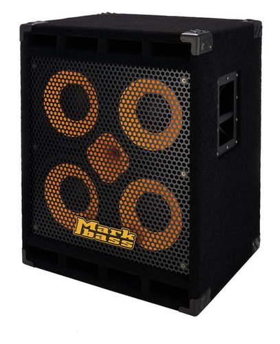 Кабинет для бас-гитары Markbass Standard 104HF-8 Ohm усилитель кабинет и комбо для бас гитары markbass mini cmd 121p