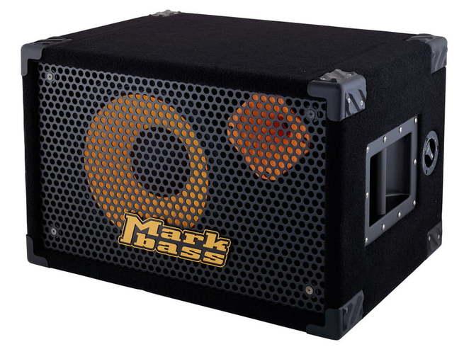 Кабинет для бас-гитары Markbass Traveler 121H усилитель кабинет и комбо для бас гитары markbass mini cmd 121p