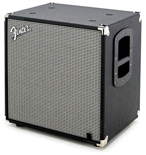Кабинет для бас-гитары Fender Rumble 112 Cabinet V3 домашний кабинет