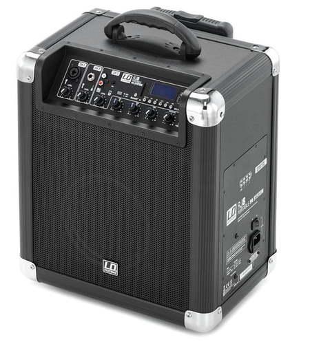 Активная акустическая система LD Systems Road Jack 8 стойка под акустику ld systems dave 8 set 2