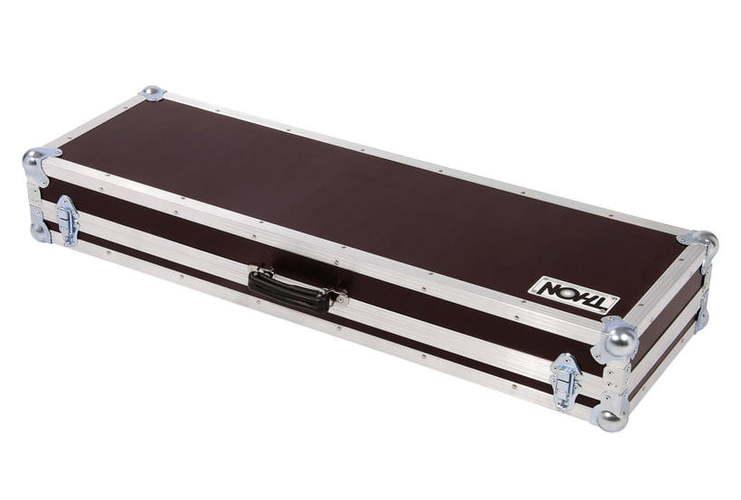 Кейс для клавишных инструментов Thon Keyboard Case Korg M50-61 аккумулятор для ноутбука oem 5200mah asus n61 n61j n61d n61v n61vg n61ja n61jv n53 a32 m50 m50s n53s n53sv a32 m50 a32 n61 a32 x 64 33 m50 n53s n53 a32 m50 m50s n53s n53sv a32 m50