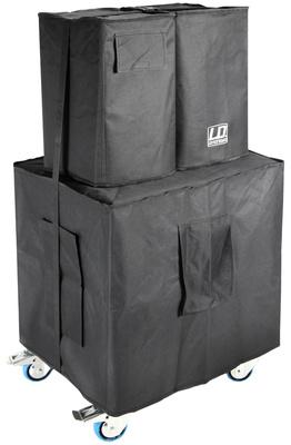 Сумка и чехол для студийных приборов LD Systems Dave 18 G3 Cover Set стойка под акустику ld systems dave 8 set 2