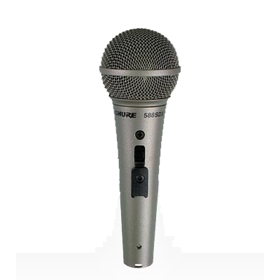 Динамический микрофон Shure 588SDX вокальный вечер