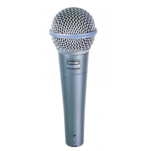 Динамический микрофон Shure BETA58A shure blx14e k3e