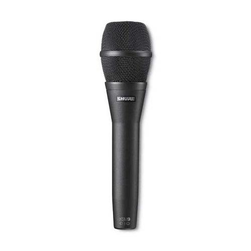 Конденсаторный микрофон Shure KSM9-CG стерео микрофон shure vp88