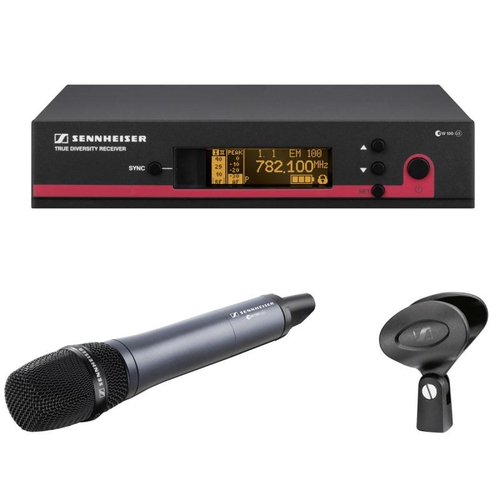 Готовый комплект радиосистемы Sennheiser EW 145 G3 приёмник и передатчик для радиосистемы akg dsr700 v2 bd1