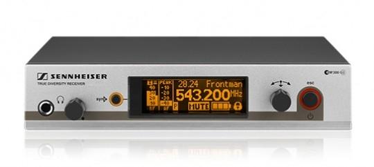 Радиосистема с головным микрофоном Sennheiser EW 352-G3-A радиосистема sennheiser ew 100 945 g3 b x