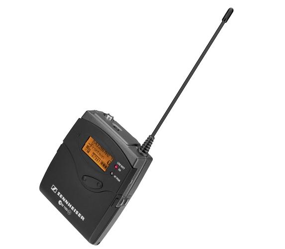 Радиосистема с головным микрофоном Sennheiser EW 152-G3-A sennheiser xsw 12 a