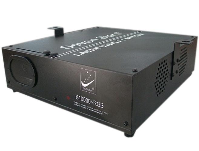 Лазер RGB BIG DIPPER B10000+RGB
