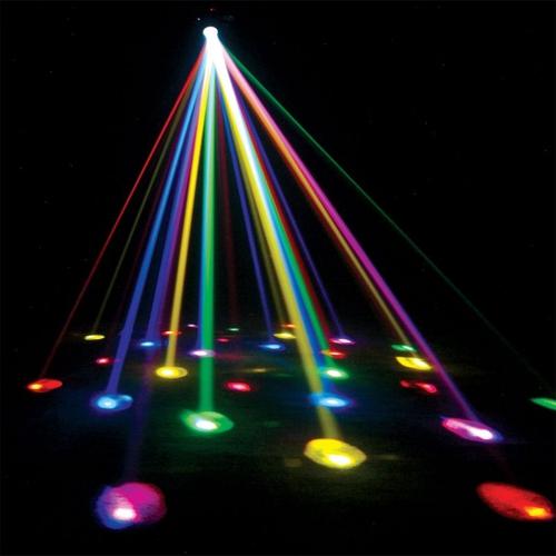 Многолучевой прибор AMERICAN DJ Pearl LED DMX Color american dj bubble junior купить