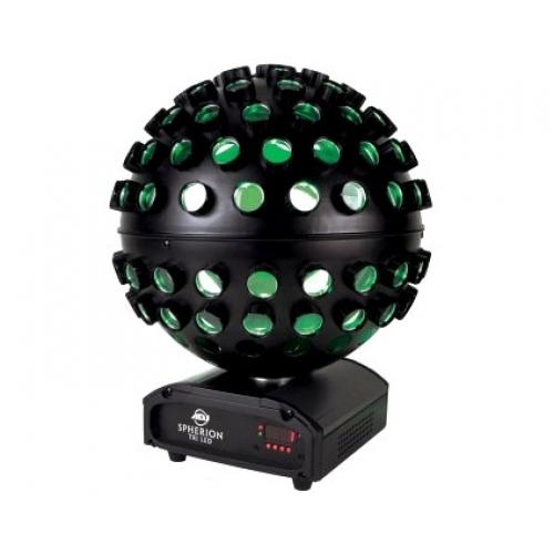 Многолучевой прибор AMERICAN DJ Spherion TRI LED american dj bubble junior купить