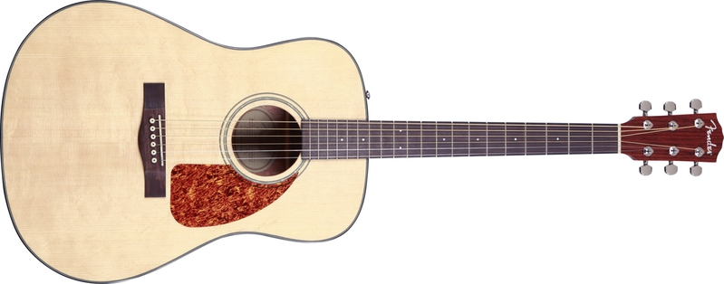 Дредноут Fender CD-140S DREADNOUGHT NATURAL