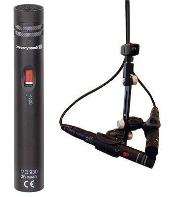 Микрофон с маленькой мембраной Beyerdynamic MC 930 Stereo-Set