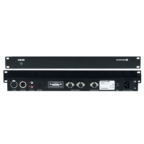Оборудование для синхроперевода Beyerdynamic MCS 20 mini retractable usb flash drive black 2gb