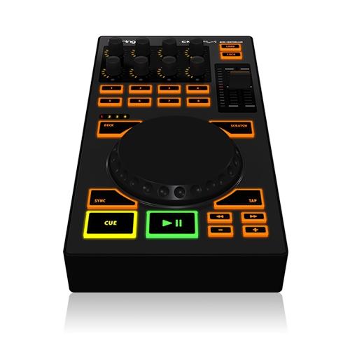 MIDI, Dj контроллер Behringer CMD PL-1