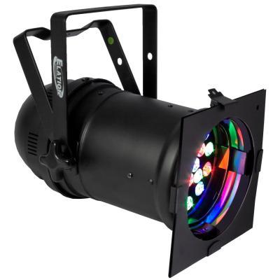 Прожектор LED PAR 64 AMERICAN DJ Stage Color LED BL (PAR64) american dj bubble junior купить