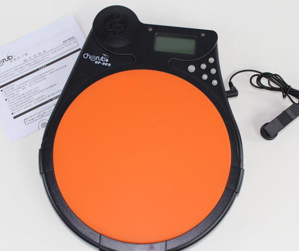 Перкуссия и пэд Cherub DP-950 перкуссия и пэд millenium mps 400 stereo snare pad