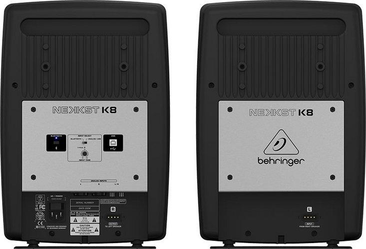 Активный студийный монитор Behringer NEKKST K8 студийные мониторы tascam vl s3bt