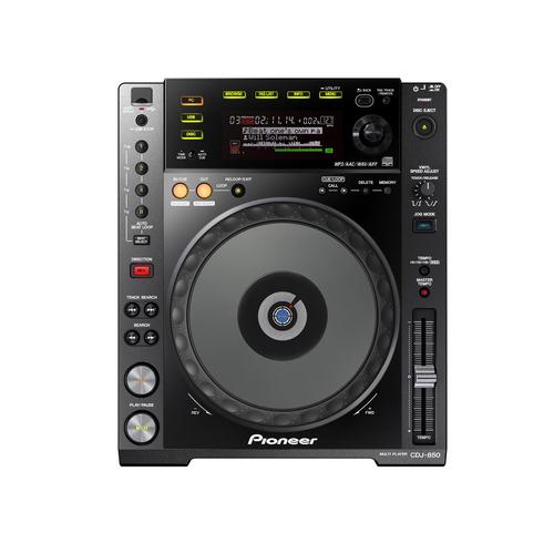 CD проигрыватель Pioneer CDJ-850-K микшерный пульт pioneer cdj 850 k cdj 850 k