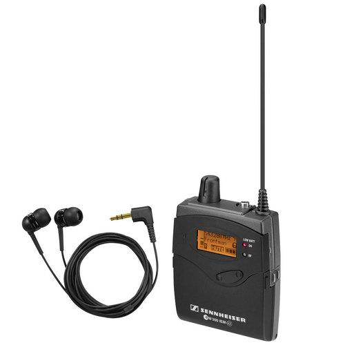 Элемент системы персонального мониторинга Sennheiser EK 300 IEM G3 sennheiser nt 2 1 300 ma