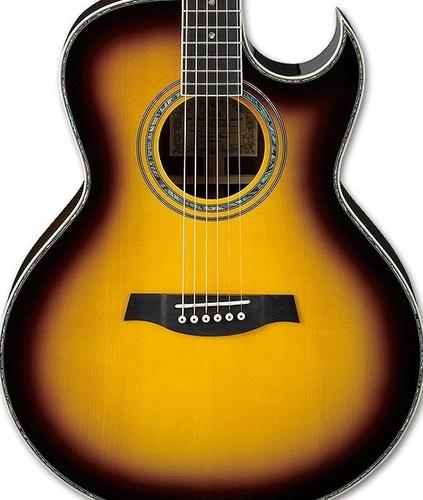 Электроакустическая гитара Ibanez JSA20 ibanez pa16xrg wh picks