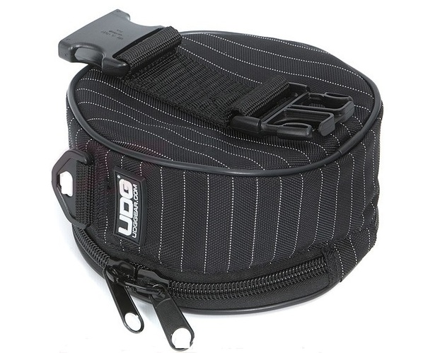 Сумка для наушников UDG Ultimate Headphone Bag Black/Grey Stripe ultimate md 3120b black alu