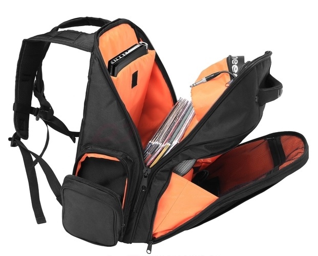 Рюкзак UDG Ultimate BackPack Black/Orange inside ultimate md 3120b black alu