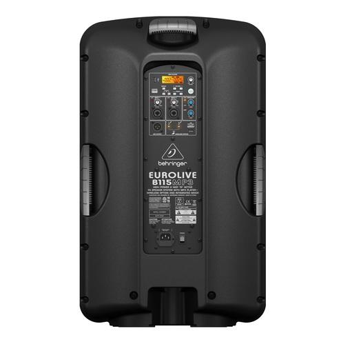 все цены на Активная акустическая система Behringer EUROLIVE B115MP3 онлайн