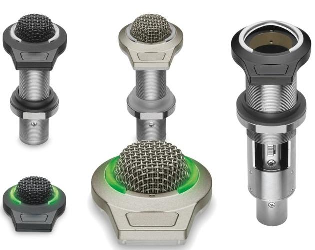 Поверхностный микрофон Audio-Technica ES947W/LED поверхностный микрофон audio technica es947 led