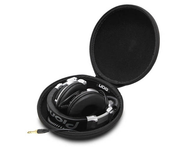 Сумка для наушников UDG Creator Headphone Case Small Silver olympus creator soft case m черный