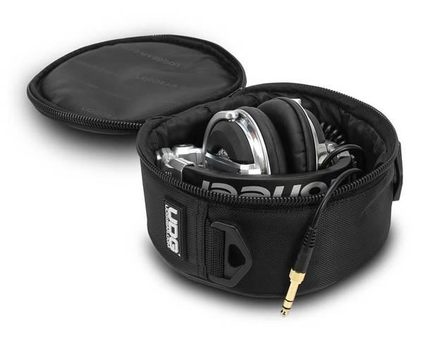Сумка для наушников UDG Ultimate Headphone Bag Digital Camo Pink