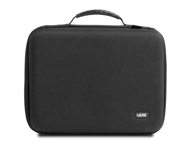Кейс, папка UDG Creator DIGI Hardcase Large Black (With 7 ports USB HUB and Universal Pin Plugs Power Adapter)