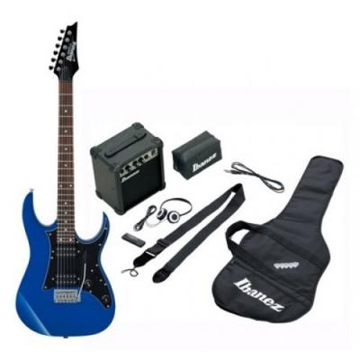 цена на Гитарный набор или комплект Ibanez IJRG200U Blue New Jumpstart