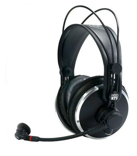 Интерком система AKG HSD271 bluetooth гарнитура akg y 45bt black