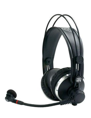 Интерком система AKG HSD171 akg k315 ухо наушники hifi стерео гарнитура музыка телефон гарнитура красный